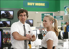 Chuck at Buy More